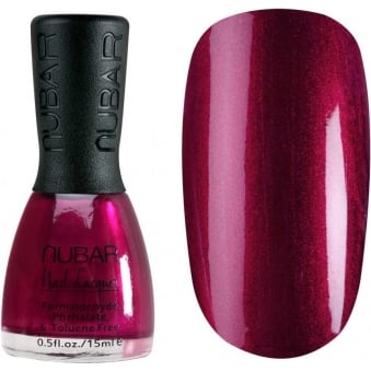 Nubar Seductive Red Nail Polish 15ml