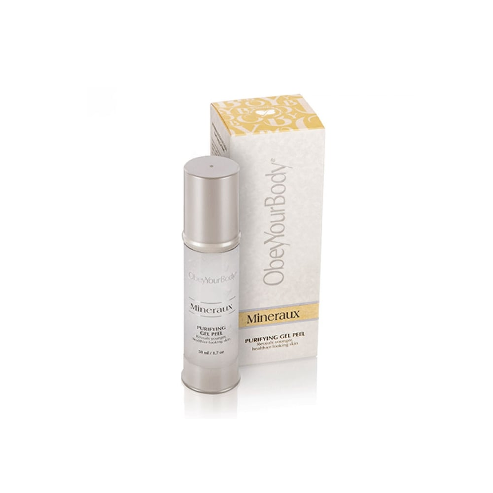 Obey Your Body Purifying Gel Peel Mineraux 50ml - Face ...