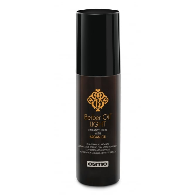 Osmo Berber Oil Light Spray With Argan Oil Adds Radiance To All Hair Types 125ml