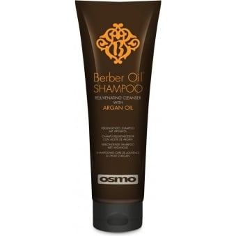 Osmo Berber Oil Shampoo With Argan Oil Infuses Hair With Moisture & Hydration 250ml