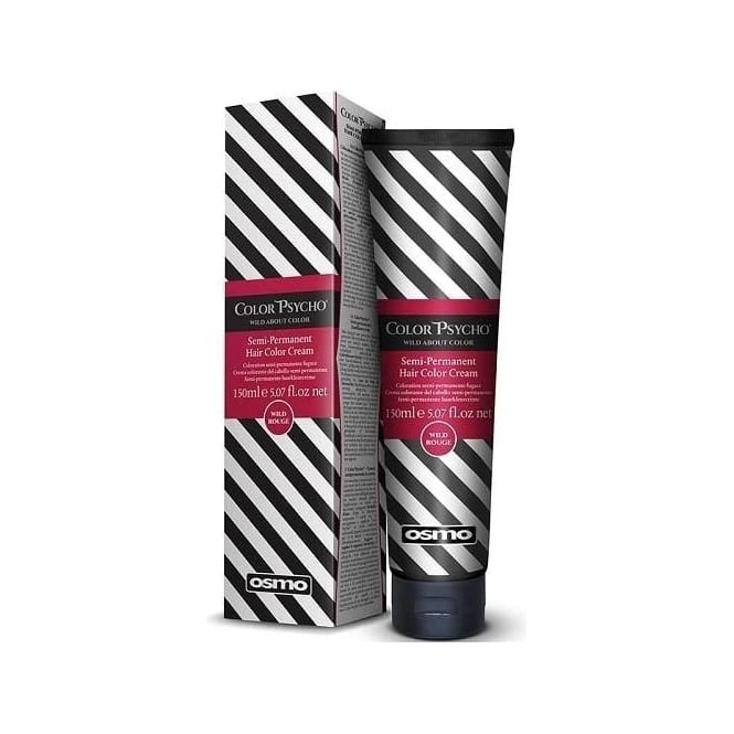 Osmo Color Psycho Wild Rouge Tamer Semi Permanent Hair Color Cream 150ml