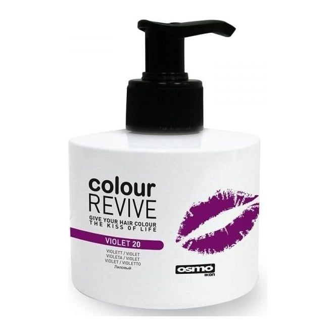 Osmo Colour Revive Conditioning Colour Treatment Violet 20 - 225ml