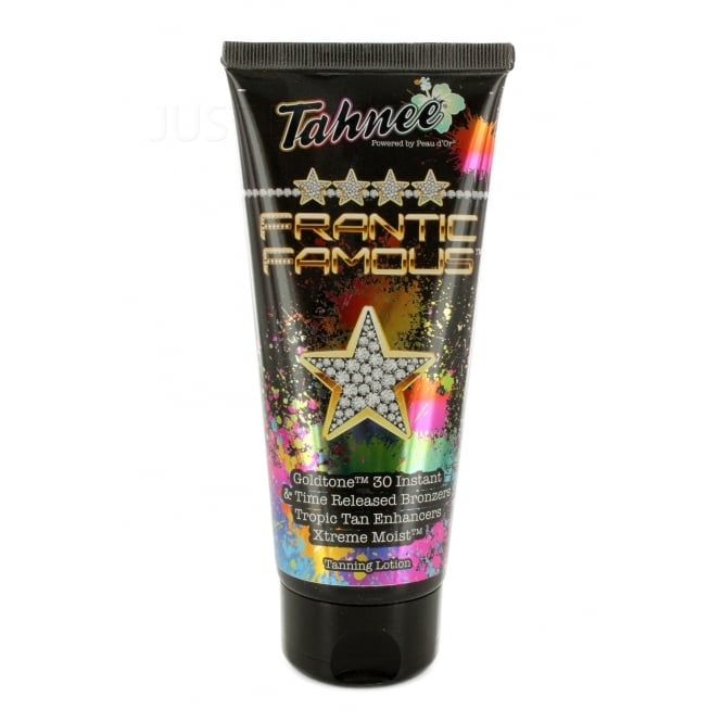 Peau d'Or Tahnee Frantic Famous Tanning Lotion 200ml