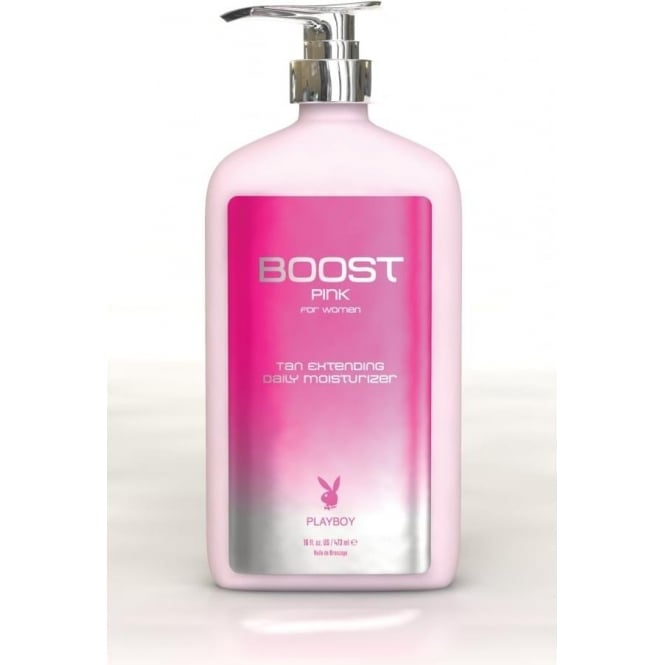 Playboy Tanning Playboy Boost Pink Daily Moisturiser for Women 473ml