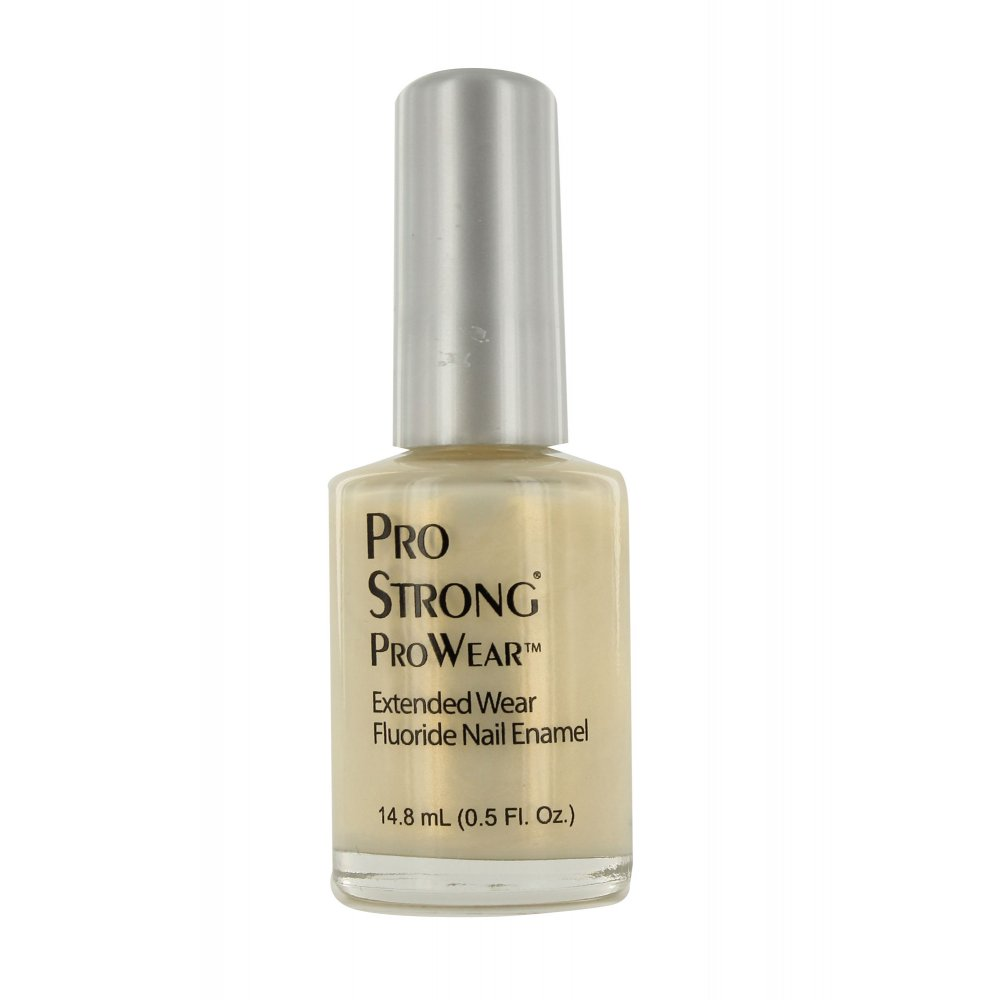 Pro Strong Nail Strengthener: Pro Strong ProStrong Pro Wear Nail Polish And HardenerPure