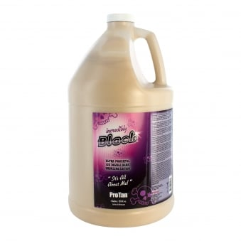 ProTan Incredibly Black 1 Gallon Bottle (Pro Tan)