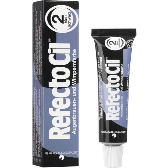 Refectocil Blue/ Black 2 Eyelash & Eyebrow Tint15ml