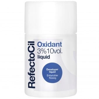RefectoCil Oxidant Developer 3% Liquid (10 vol) - 100ml