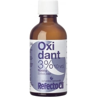Refectocil Oxidant Liquid 3% (10 vol) Developer 50ml
