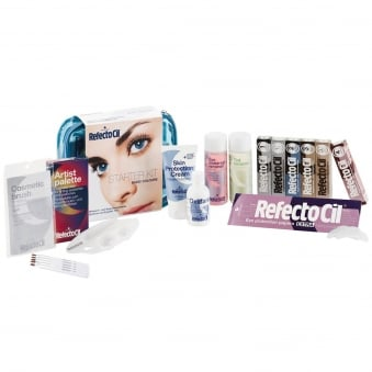 Refectocil Starter Kit Basic Colours All-In-One