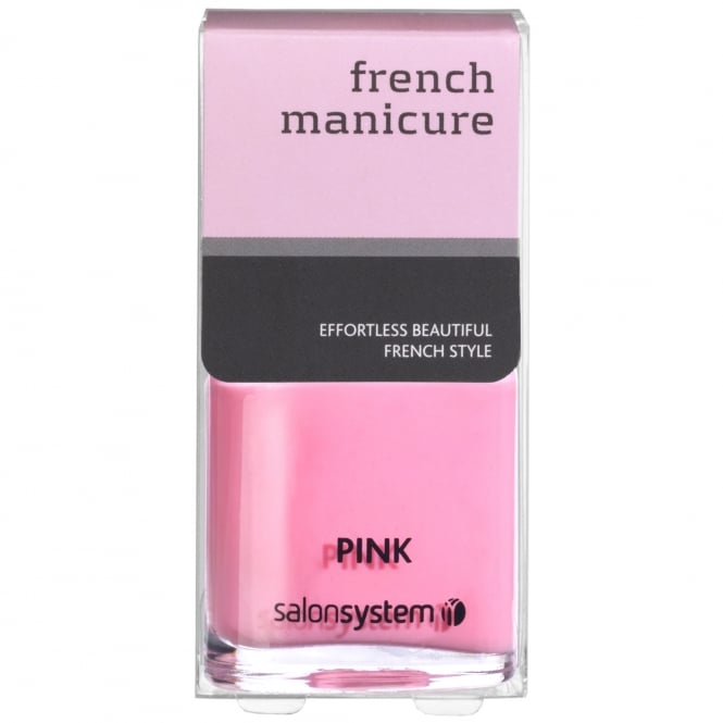 Salon System French Manicure Pink - 15ml