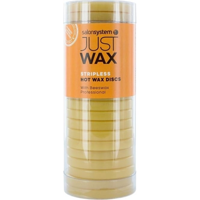 Salon System Just Wax Hot Wax Discs 20 Discs