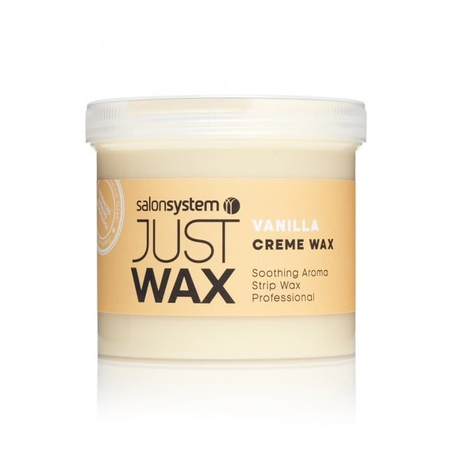 Salon System Just Wax Vanilla Wax 450gr
