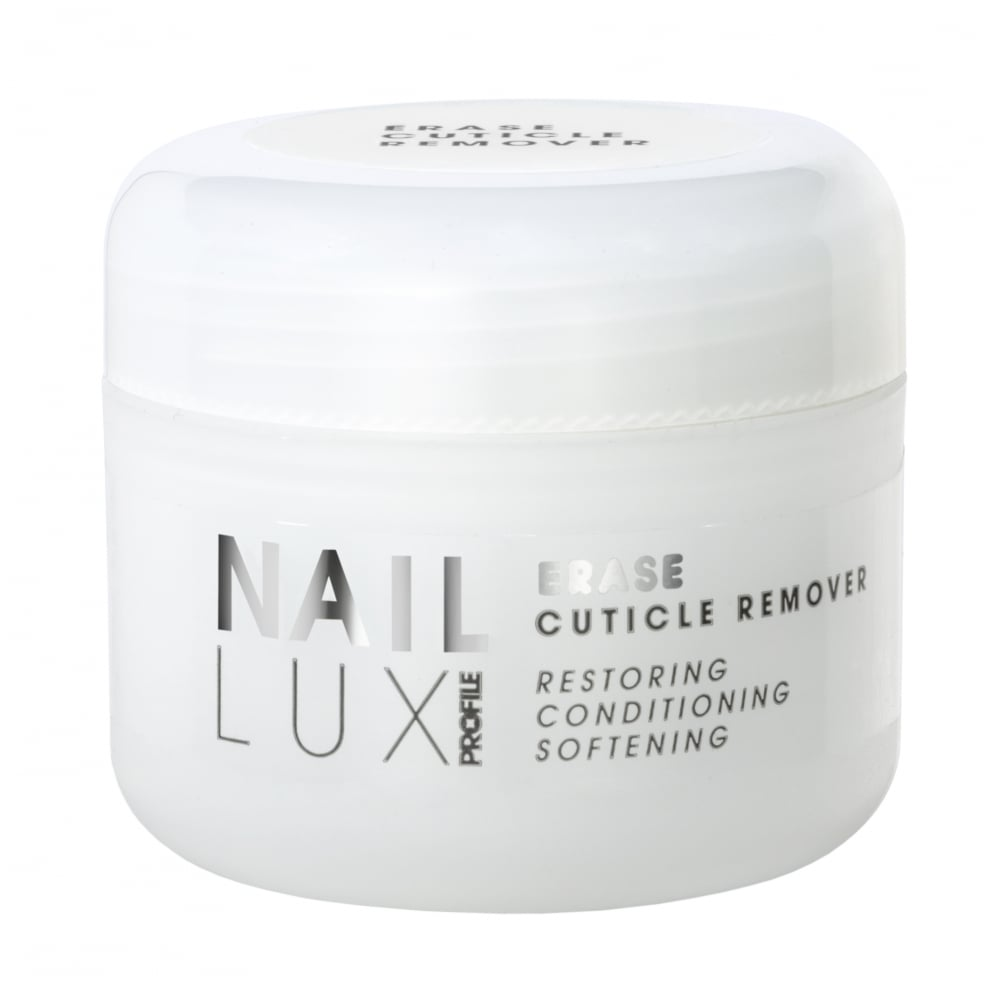 Salon System NailLux Erase Cuticle Remover 50ml Lemon Lime Scented ...