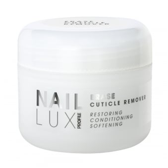 Salon System NailLux Erase Cuticle Remover 50ml Lemon Lime Scented