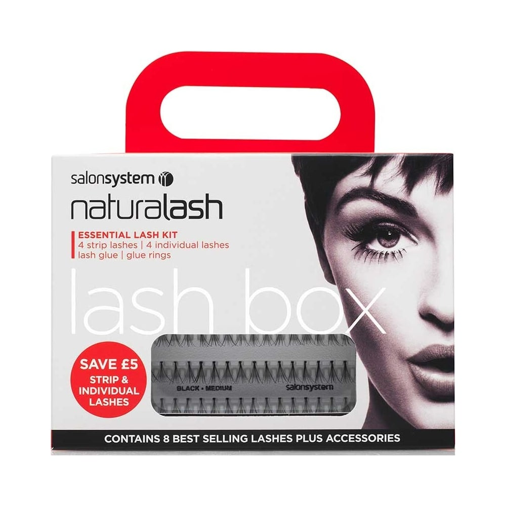 ecaca477b22 Salon System Naturalash Essential Lash Kit - Face from Just Beauty UK