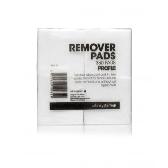 Salon System Profile Lint Free Remover Pads (330) Professional Home Salon