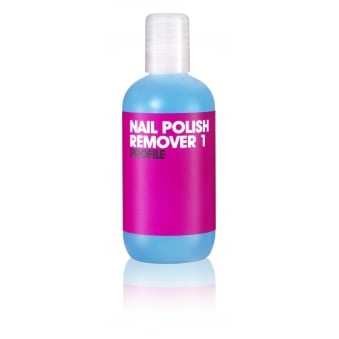 Salon System Profile Nail Polish Remover 125ml