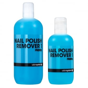 Salon System Profile Nail Polish Remover