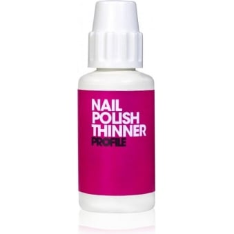 Salon System Profile Nail Varnish Polish Thinner 30ml