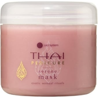 Salon System THAI Pedicure Serene Mask 300g Warming Foot Mask