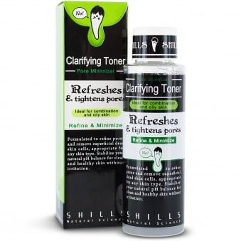 SHILLS Clarifying Toner for Combination/Oily Skin 100ml