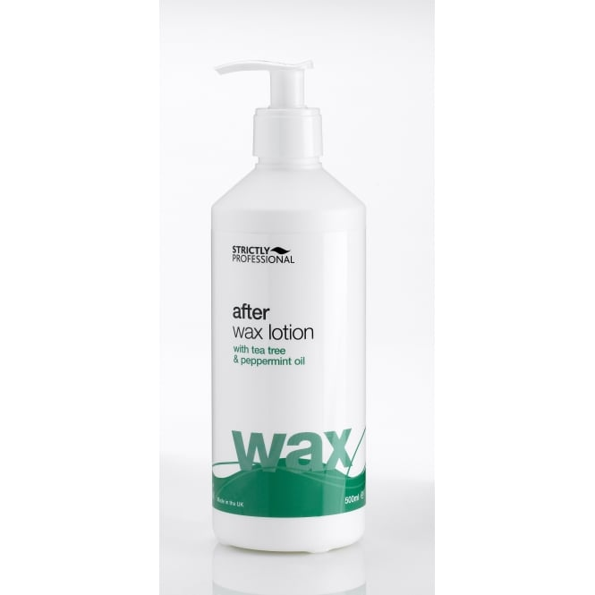 Strictly Professional After Wax Lotion 500ml