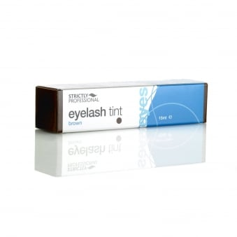 Strictly Professional Eyelash & Eyebrow Tint Brown 15ml