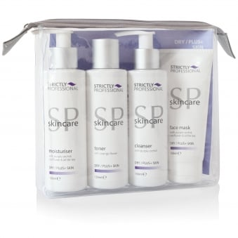 Strictly Professional Facial Care Kit Dry Plus +