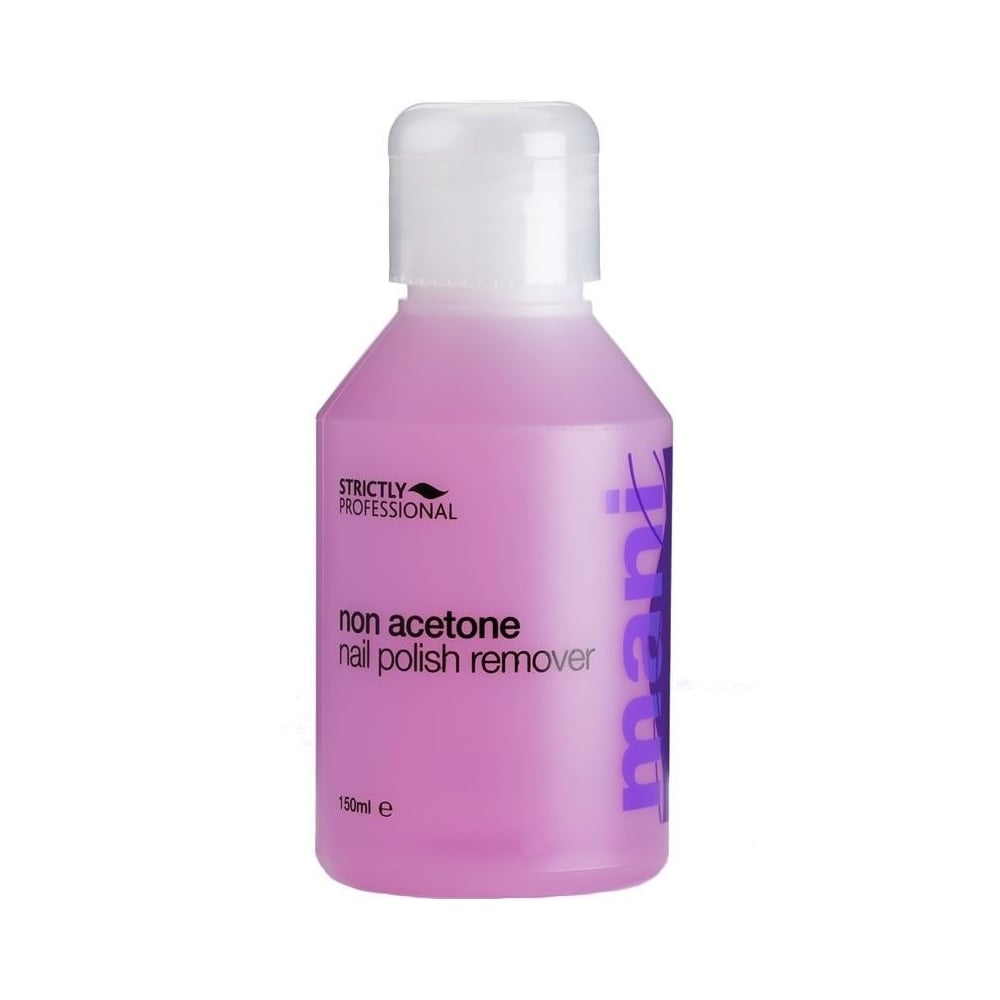 Strictly Professional Non Acetone Nail Polish Remover 150ml - Nails ...