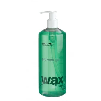 Strictly Professional Pre Wax Gel With Camphor, 500ml