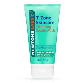 T-Zone Deep Pore Action Cleansing Cream Wash 150ml