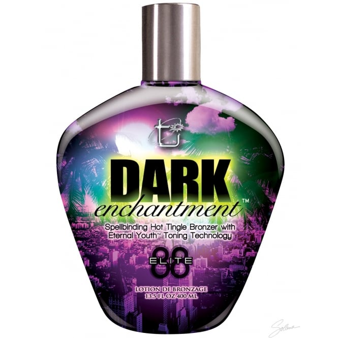 Tan Incorporated Dark Enchantment Hot Tingle Bronzer 400ml