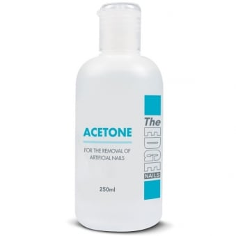 The Edge Acetone Nail Polish Remover 250ml