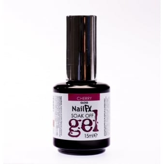 The Edge Cherry Gloss Gel Polish 15ml