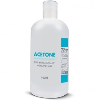 The Edge High Grade Acetone Tip Remover 500ml