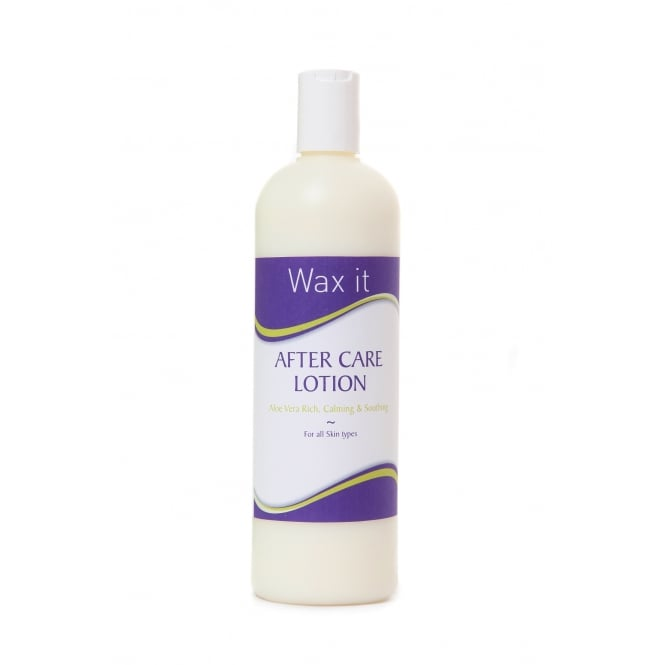 Wax It After Wax Care Lotion With Aloe Vera 500ml